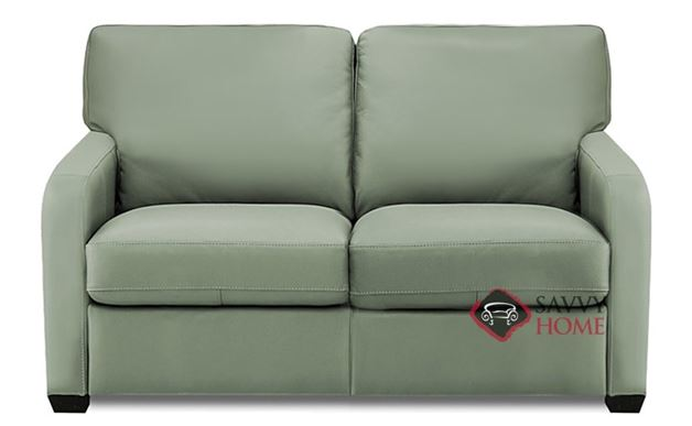 Westside Leather Loveseat by Palliser