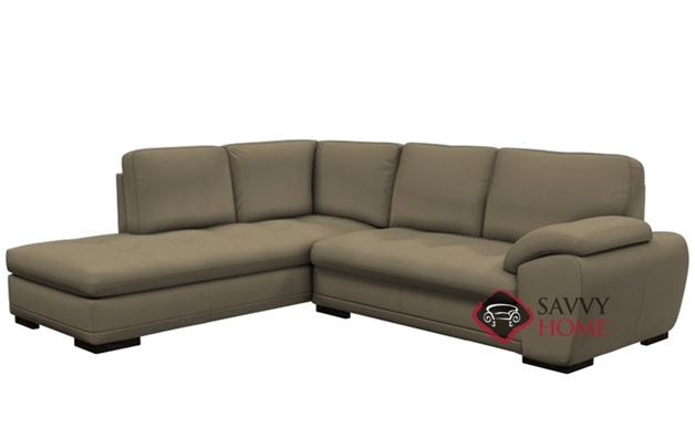 Miami Compact Chaise Sectional Sofa by Palliser