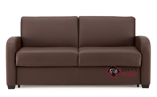 Daydream My Comfort Full Leather Sleeper Sofa by Palliser