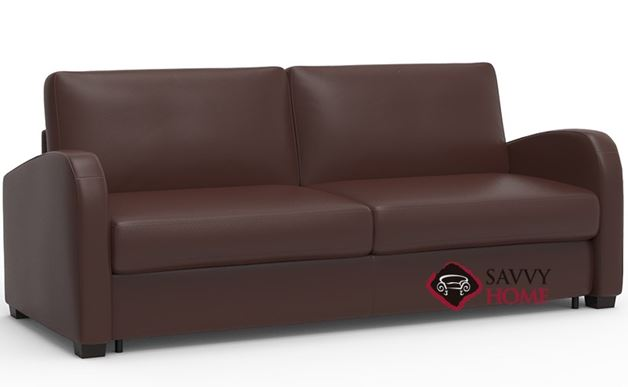 Daydream My Comfort 2-Cushion Queen Leather Sleeper Sofa by Palliser