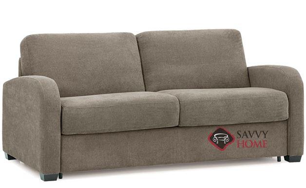 Daydream My Comfort 2-Cushion Queen Sleeper Sofa by Palliser in Hush Mushroom
