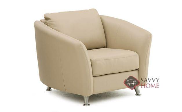 Alula Leather Arm Chair by Palliser