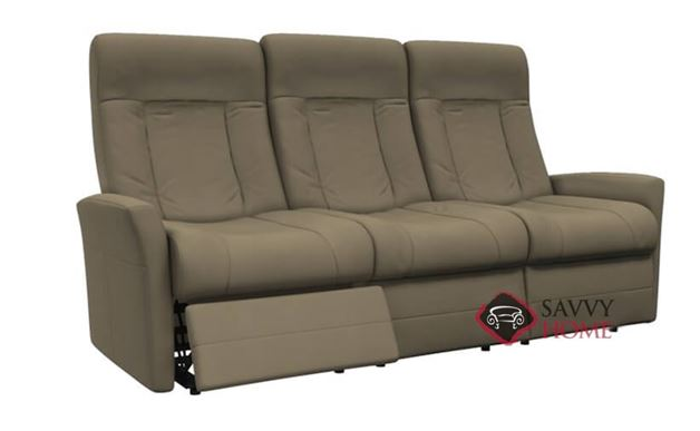 Banff II My Comfort Dual Reclining Sofa by Palliser--Power Upgrade Available