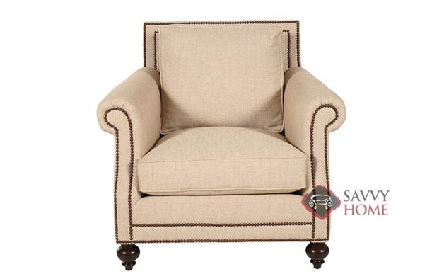 Brae Chair with Down-Blend Cushion by Bernhardt in 1058-200