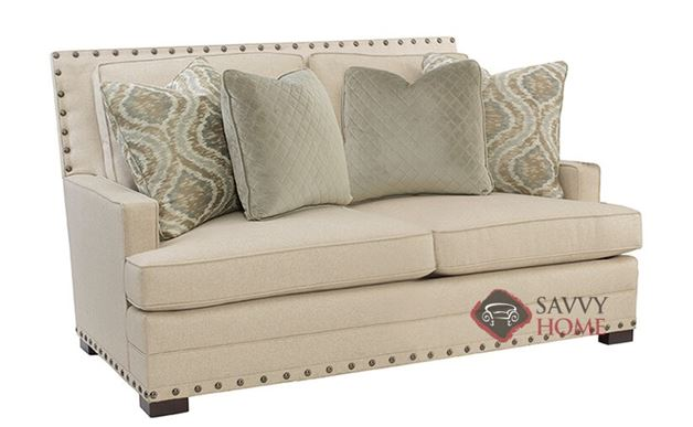 Cantor Loveseat with Down-Blend Cushions by Bernhardt in 2213-002