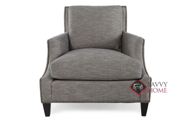 Crawford Chair with Down-Blend Cushion by Bernhardt in 2832-011