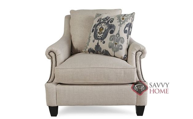 Martin Chair with Down-Blend Cushion by Bernhardt in 2823-020