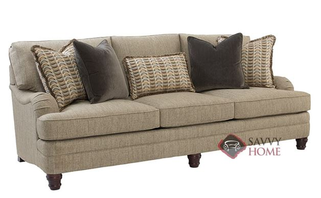Tarleton By Bernhardt Fabric Stationary Sofa By Bernhardt