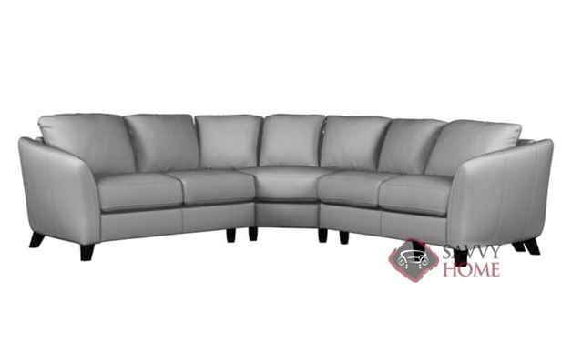 Alula True Sectional Sofa by Palliser--Power Upgrade Available