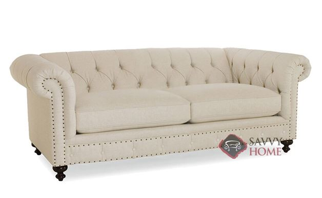 London Club Loveseat with Down-Blend Cushions by Bernhardt in 1741-002