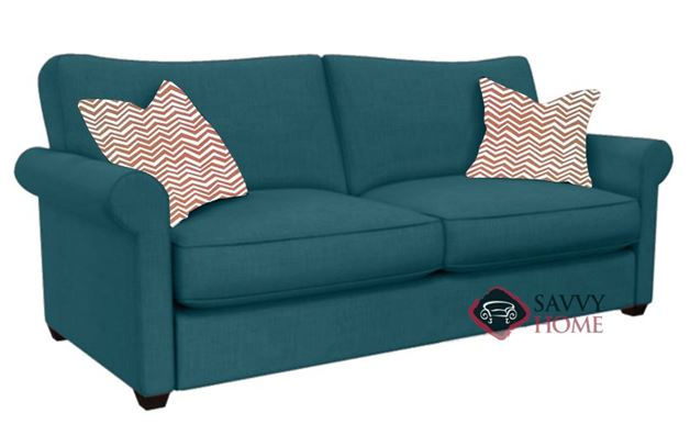 The 225 Queen Sleeper Sofa by Stanton shown in Bennett Peacock