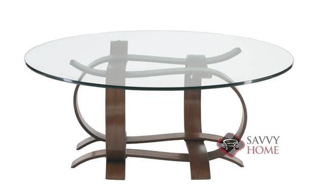 Acadia Cocktail Table by Bernhardt Interiors