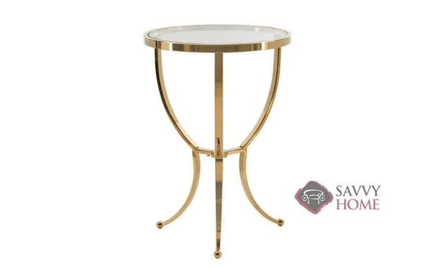 Cabrera Round Chairside Table by Bernhardt Interiors