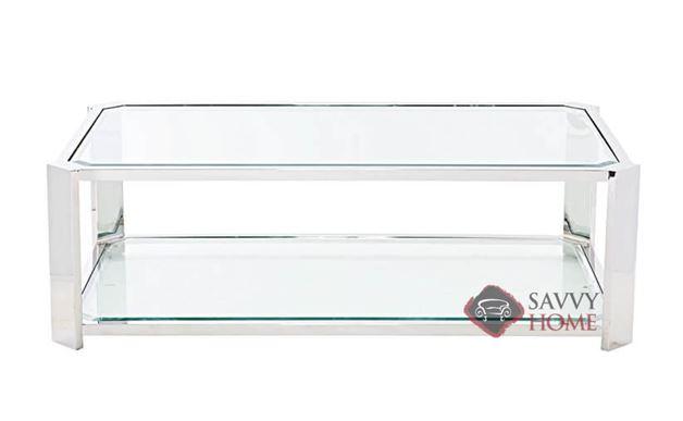 Allegra Metal Cocktail Table by Bernhardt