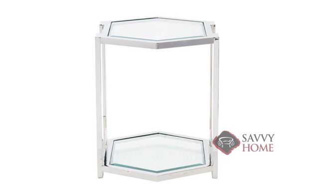 Allegra Metal End Table by Bernhardt