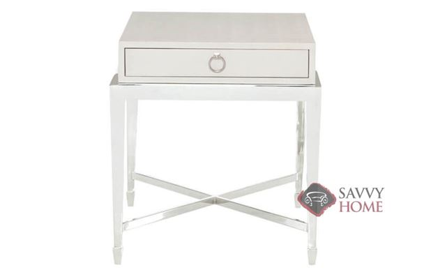 Criteria End Table by Bernhardt