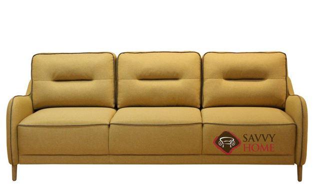 Puff Queen Sleeper Sofa in Sakura 998