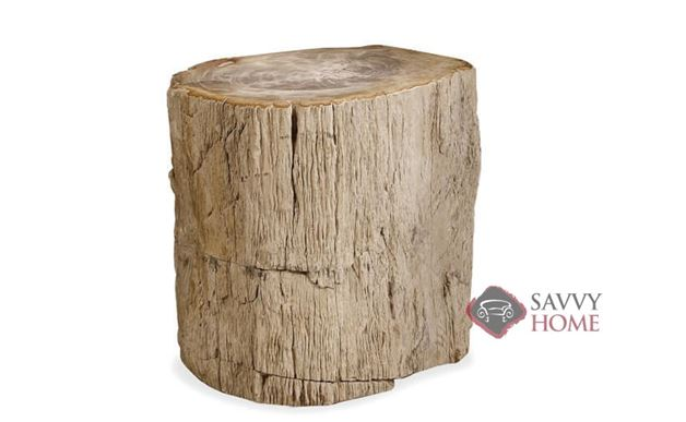 Petrified Wood Side Table by Bernhardt Interiors