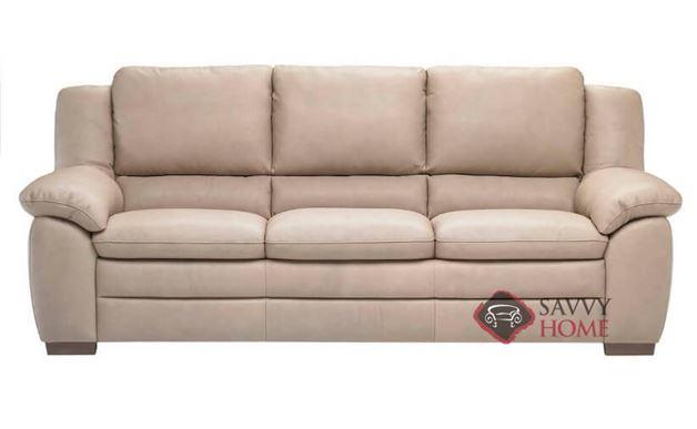 Tanaro Power Reclining Leather Sofa by Natuzzi Editions (A450-155)
