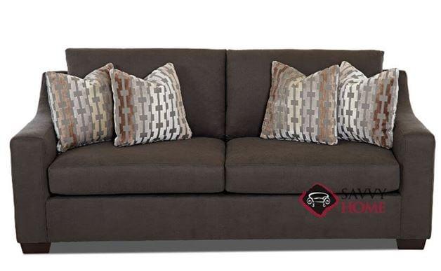 Alexandria Queen Sleeper Sofa by Savvy
