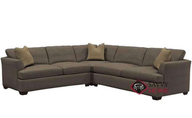 Berkeley True Sectional Sofa by Savvy