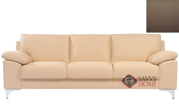 Poet Leather Sofa by Luonto
