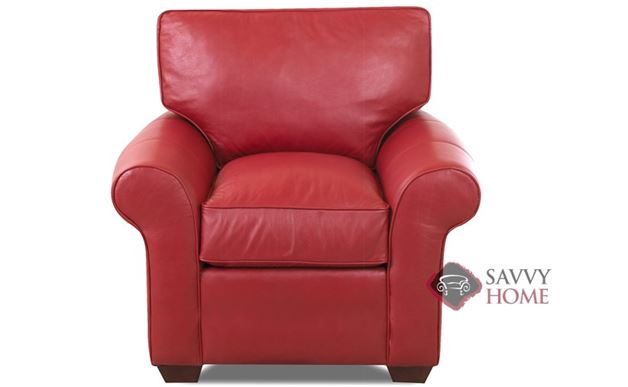 Montreal Reclining Leather Chair
