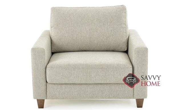 Nico Chair Sofa Bed by Luonto in Loule 616