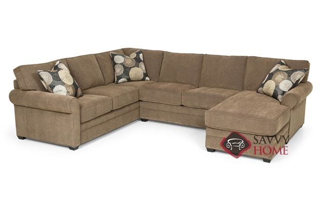The 283 U-Shape True Sectional Sofa by Stanton