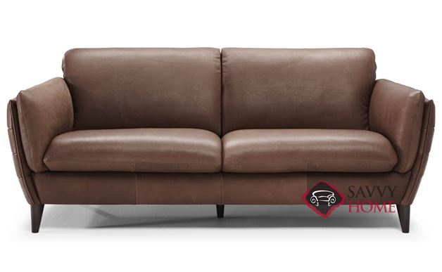 Limentra Leather Sofa by Natuzzi Editions