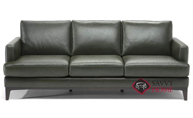 Bevera Leather Sofa by Natuzzi Editions (B970-064)