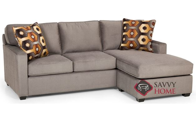 The 403 Chaise Sectional Sofa with Storage by Stanton