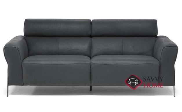 Neto Power Reclining Leather Sofa by Natuzzi Editions (C021-446)