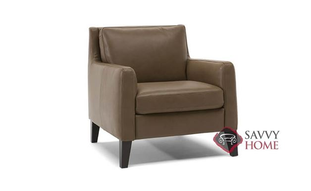 Livenza Leather Chair by Natuzzi Editions (C009-03)