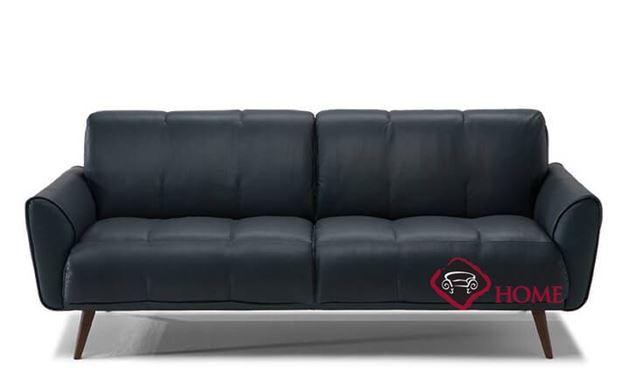 Arno Leather Studio Sofa by Natuzzi Editions (B993-088)