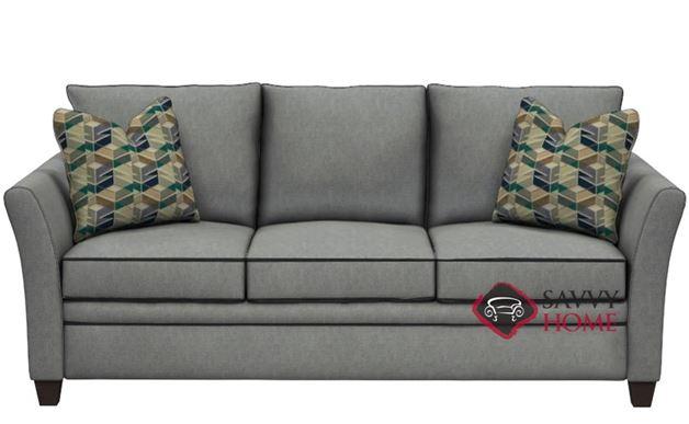 Murano Queen Sleeper Sofa in Lucas Ash
