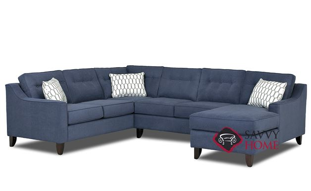 Austin U-Shape True Sectional by Savvy