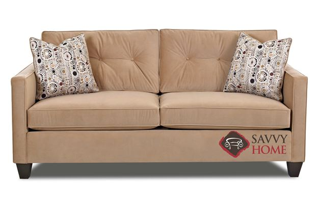 Bothell Sofa by Savvy in Nina Coffee