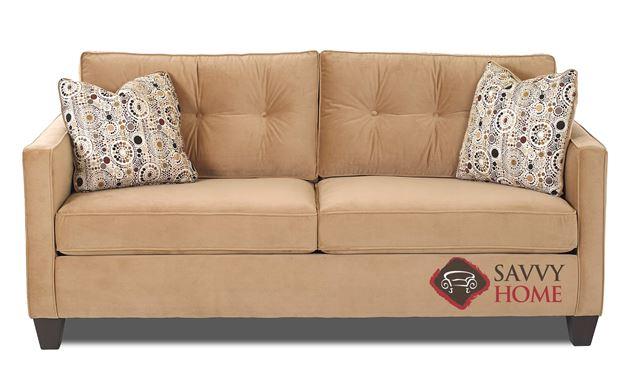 Bristol Queen Sleeper Sofa in Nina Coffee