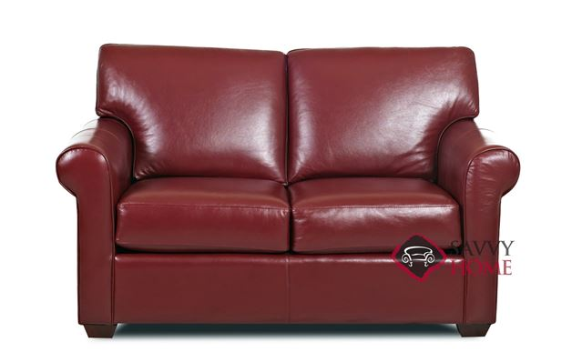 Cancun Leather Loveseat