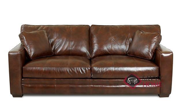 Savvy Chandler Leather Sofa