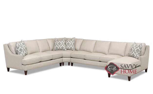 Dallas Large U-Shape True Sectional by Savvy