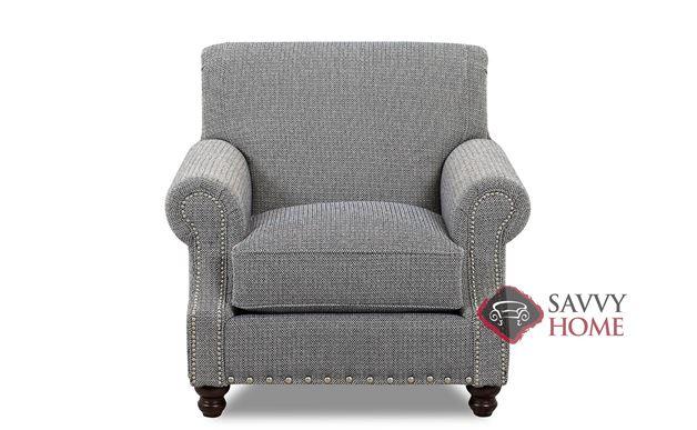 Fairbanks Chair by Savvy in Durham Beige