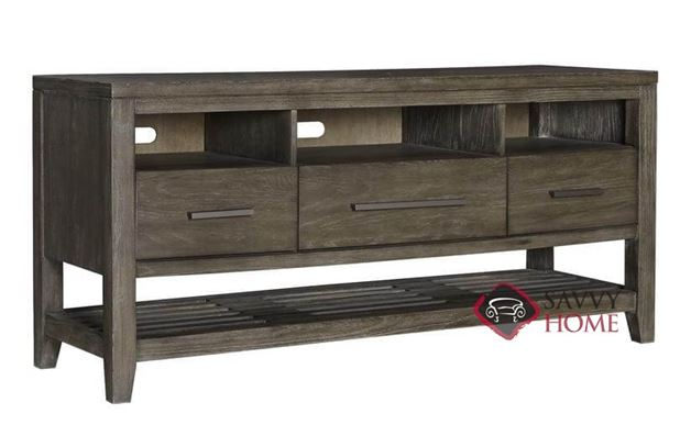 """Bravo 60"""" Entertainment Console with 3 Drawers by Palliser"""