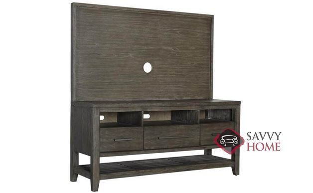 """Bravo 60"""" Entertainment Console and Back Panel by Palliser"""