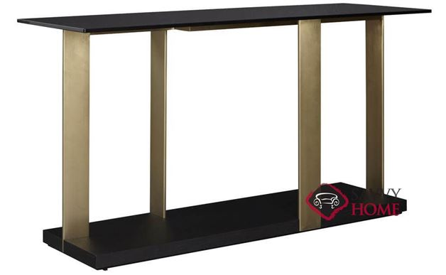 Lombard 2 Piece Console Table with Glass Top by Palliser