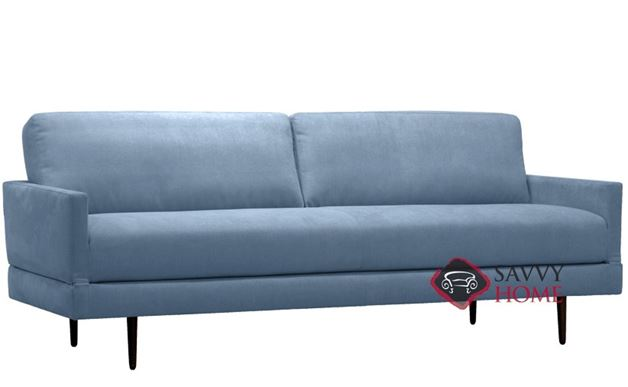Tango Full Sofa Bed by Luonto in Barcelona 200 Light Blue