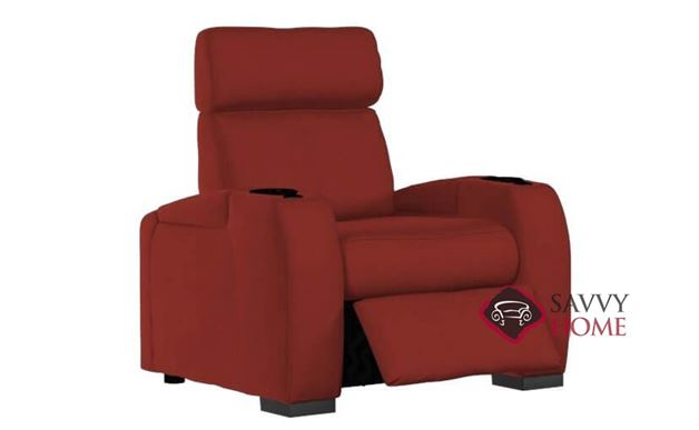 Lemans Home Theater Power Recliner with Consoles by Palliser