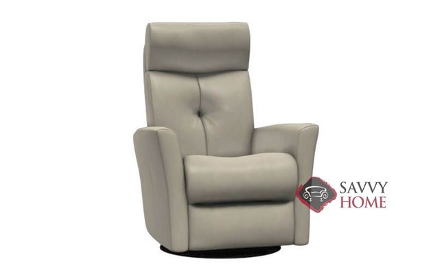 Prodigy My Comfort Power Reclining Top-Grain Leather Chair with Power Headrest by Palliser