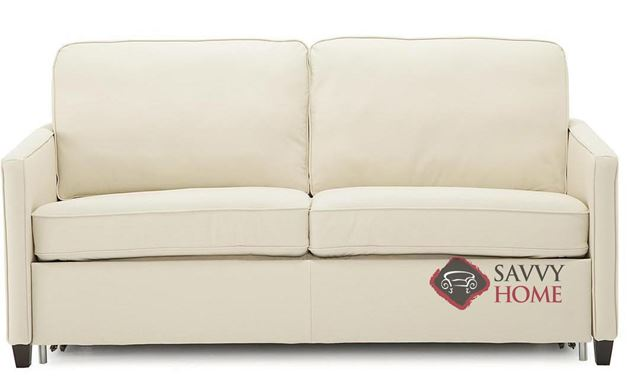 California Cloudz Full Top-Grain Leather Sofa Bed by Palliser